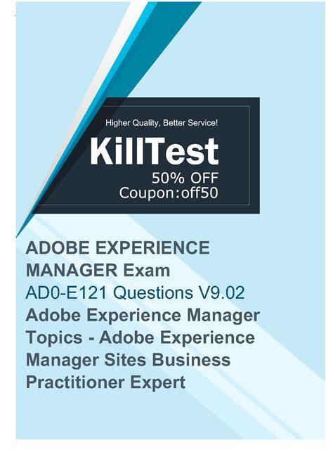 AD0-E107 Latest Guide Files