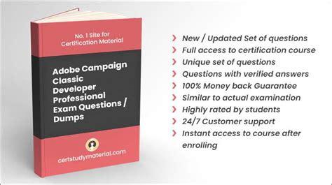 AD0-E313 Exam Vce