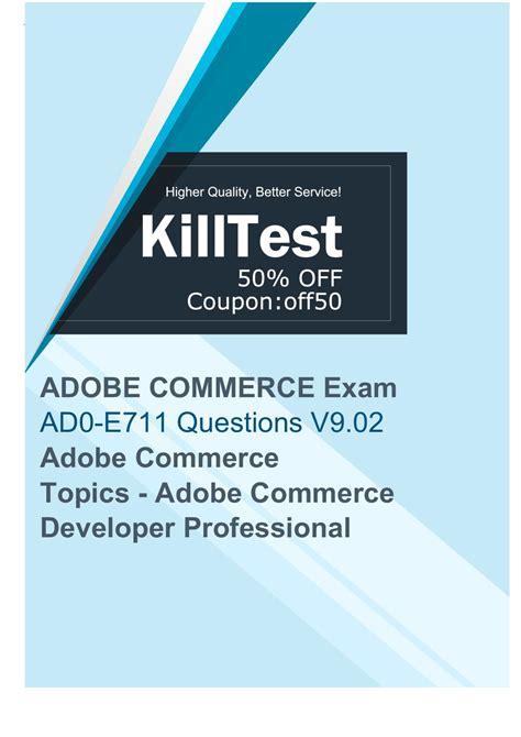 AD0-E500 Exam Preparation