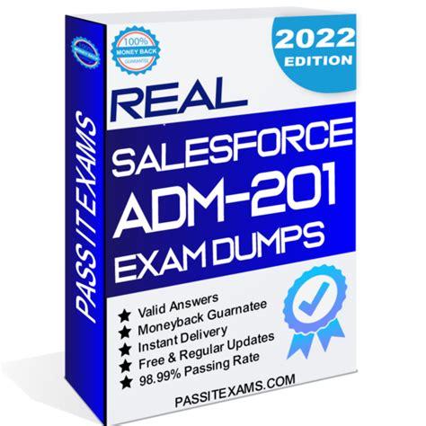 ADM-201 Exam Details
