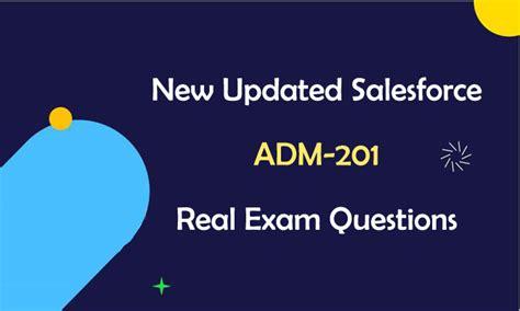 ADM-201 Test Questions Fee