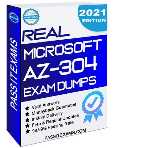 AZ-304 New Exam Braindumps