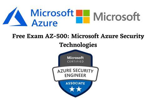 AZ-500 Online Tests