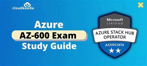 AZ-600 Exam Study Guide