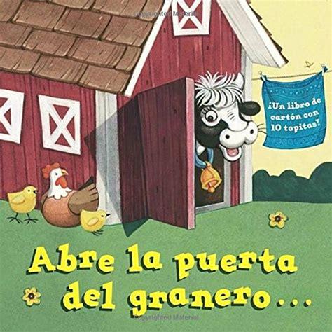 Abre La Puerta Del Granero Chunky Book R