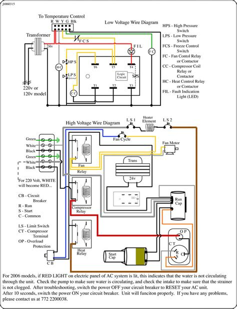 Ac Air Handler Wiring Diagram