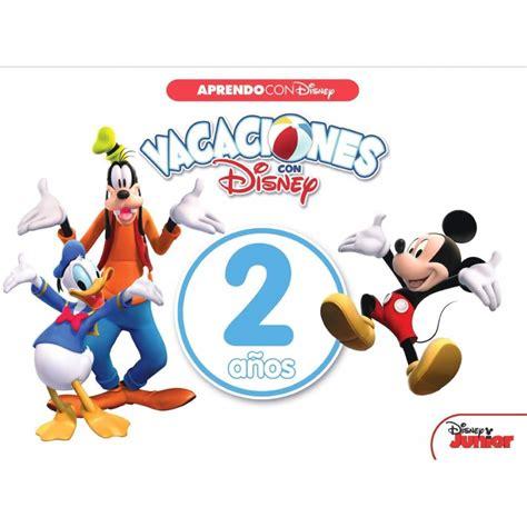Acaciones Con Disney Anos