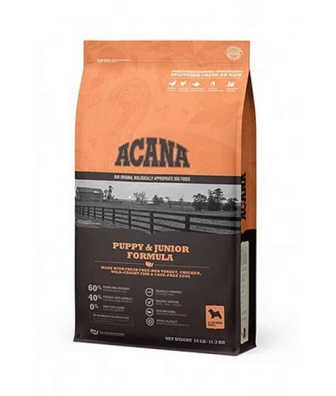 Acana Puppy And Junior Comida Para Perro 6 Kg 1 Saco