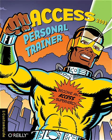 Access 2003 Personal Trainer