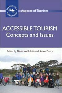 Accessible Tourism Concepts And Issues Aspects Of Tourism