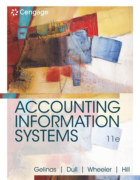 Accounting Information System 12th Edition Study Guide