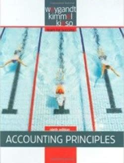 Accounting Principles 9th Edition Instructor Manual