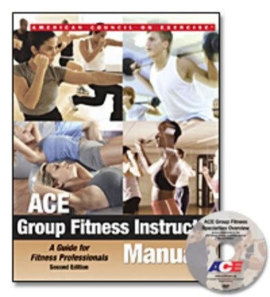 Ace Group Fitness Instructor Manual 3rd Edition