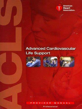 Acls Manual Heart And Stroke Canada
