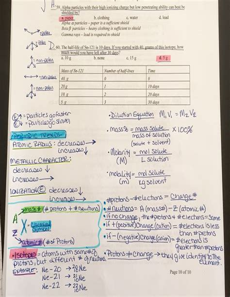 Acs Standardized Physical Chemistry Exam Study Guide