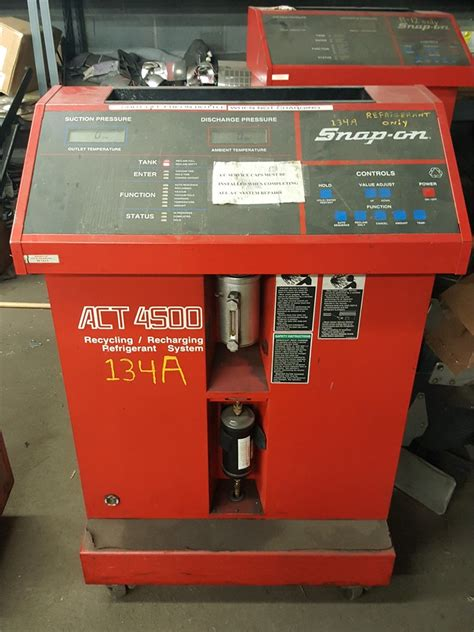 Act 2500 Snap On Manual