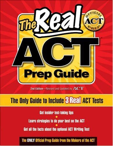 Act The Real Prep Guide