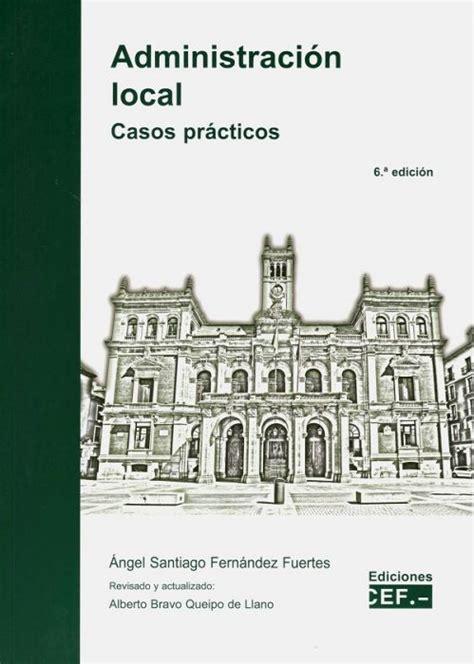 Administracion Local Casos Practicos