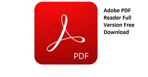 Adobe Reader Full Version Free Download