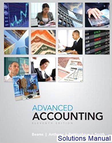 Advanced Accounting Beams 11th Edition Solutions Manual