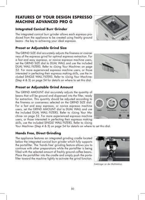 Advanced Machine Operators Manual