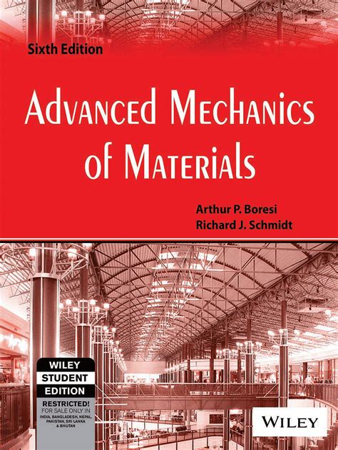 Advanced Mechanics Of Materials 6th Boresi Solution Manual