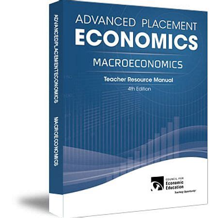 Advanced Placement Macroeconomics Resource Manual