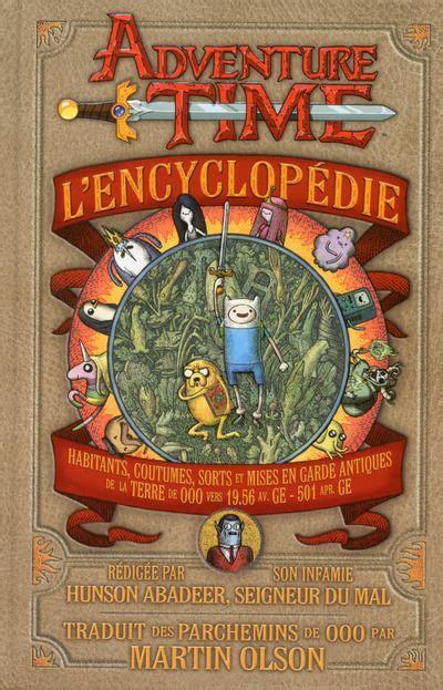 Adventure Time L Encyclopedie
