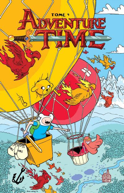 Adventure Time Tome 4