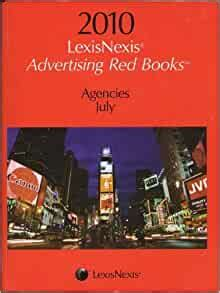 Advertising Redbook: Agencies July 2006 (Advertising Red Books Agencies July Edition)