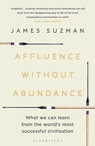 Affluence Without Abundance What We Can Learn From The World S Most Successful Civilisation English Edition