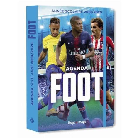Agenda Scolaire 2019 2020 Foot
