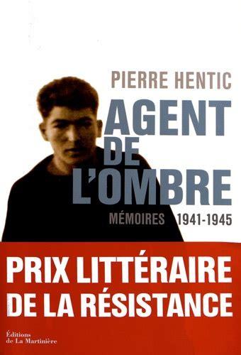 Agent De Lombre Memoires