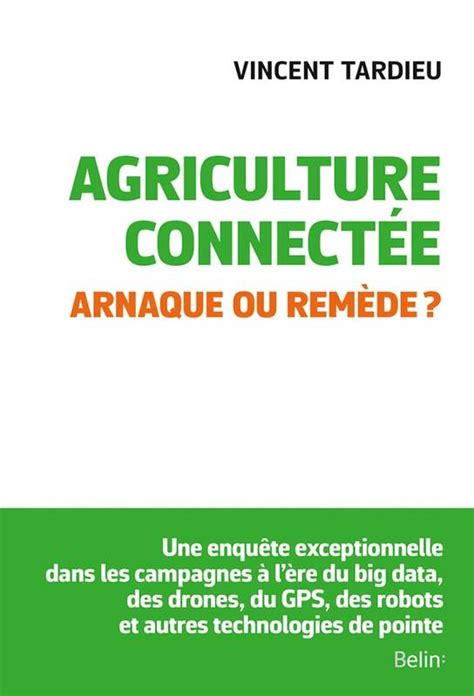 Agriculture Connectee Arnaque Ou Remede