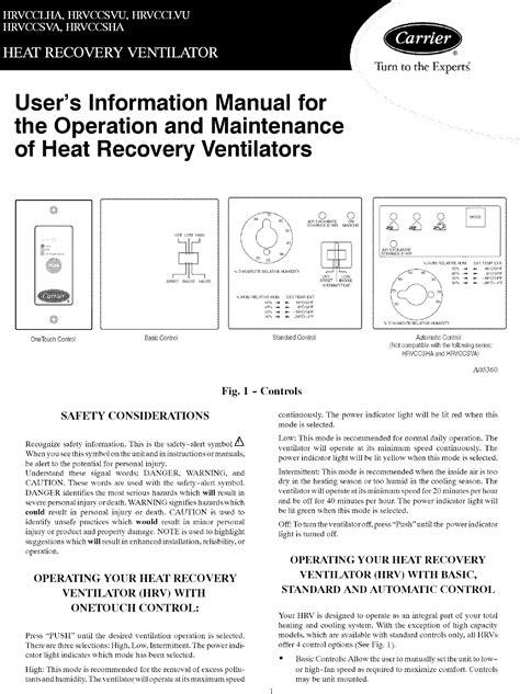 Aircraft Carrier Ventilation Manual