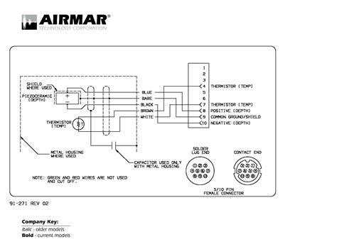 Airmar Transducer Wiring Diagram