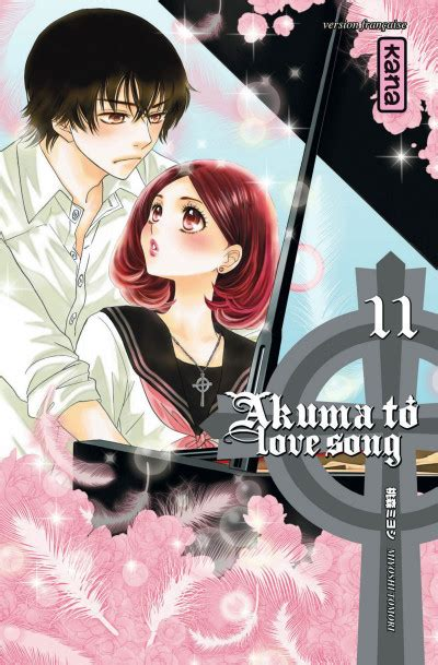 Akuma To Love Song Tome 11
