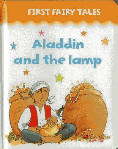 Aladdin And The Lamp First Fairy Tales