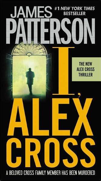 Alex Cross Alex Cross Novels