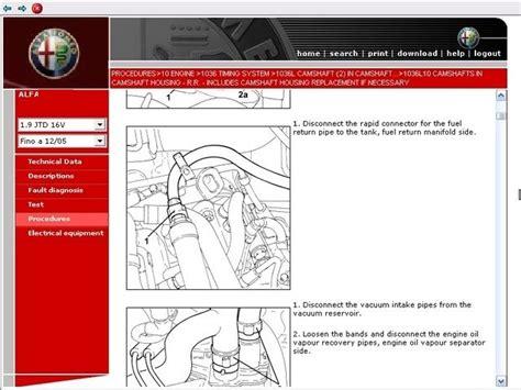 Alfa 147 Repair Manual