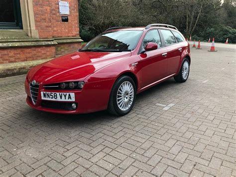 Alfa Romeo 159 2 4 Jtdm Manual