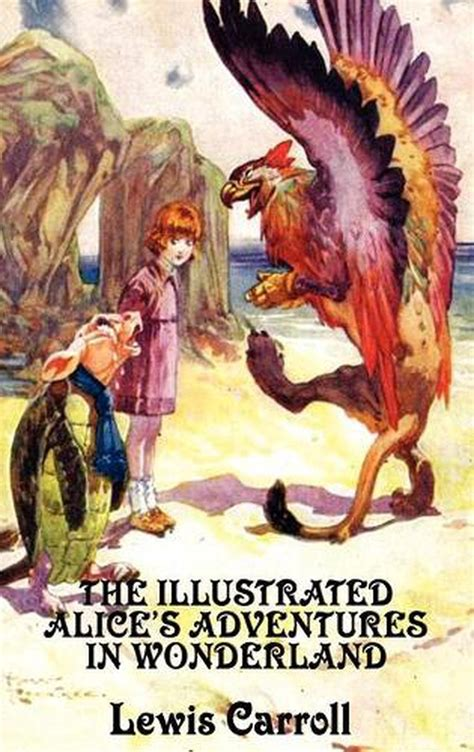 Alice In Wonderland By Lewis Carroll Illustrated English Edition