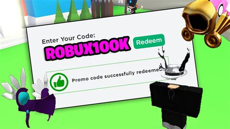 The 3 Things About All Robux Promo Codes 2021