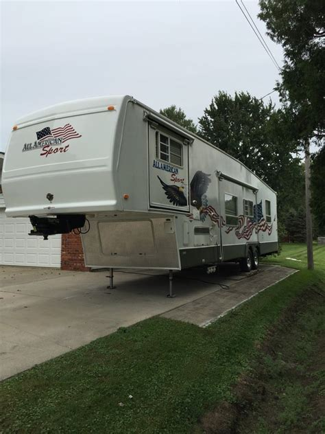 All American Sport Fifth Wheel Owner Manual