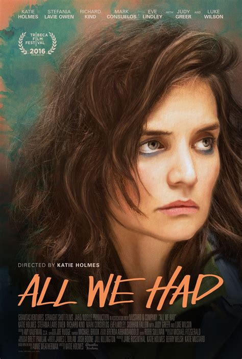 All we had (2016) online