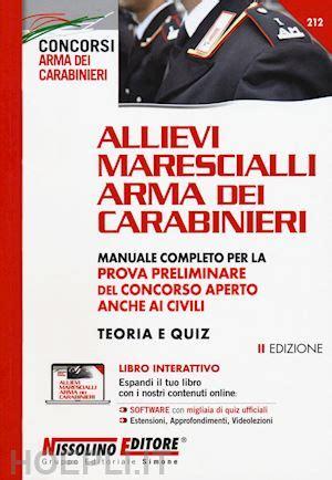 Allievi Carabinieri Teoria E Quiz M