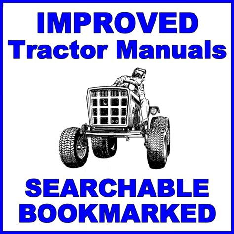 Allis Chalmers 5020 Tractors Illustrated Parts List Manual Catalog Improved