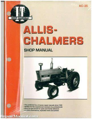 Allis Chalmers 6070 Workshop Service Repair Manual