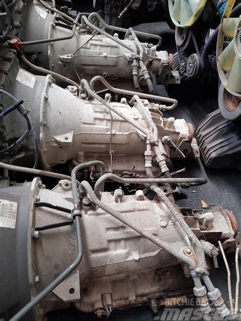 Allison Transmission Manual At 542