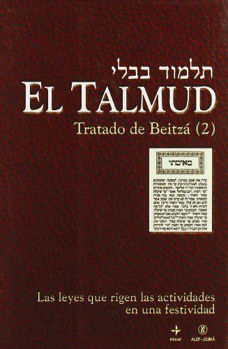 Almud Tratado D Eitza Ii Proyecto Hebraico